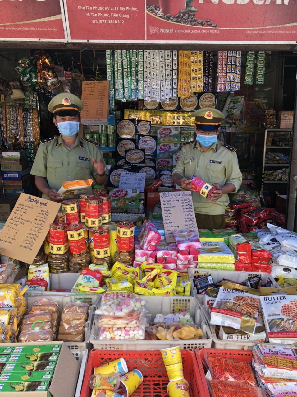 Triển khai Tháng hành động vì an toàn thực phẩm năm 2021 tại Tiền Giang