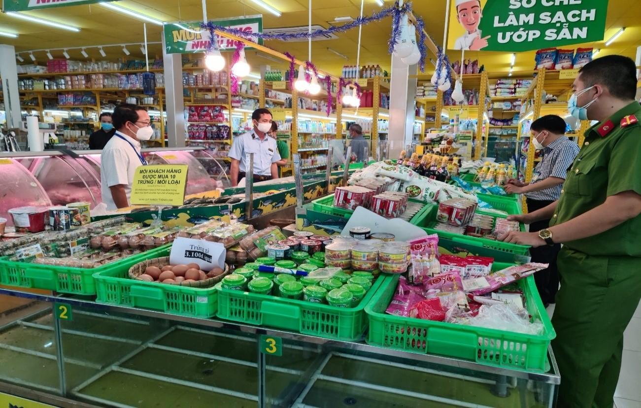 Tiền Giang: Hoạt động khảo sát thị trường, tuyên truyền phòng, chống dịch Covid-19 ngày 20/7/2021
