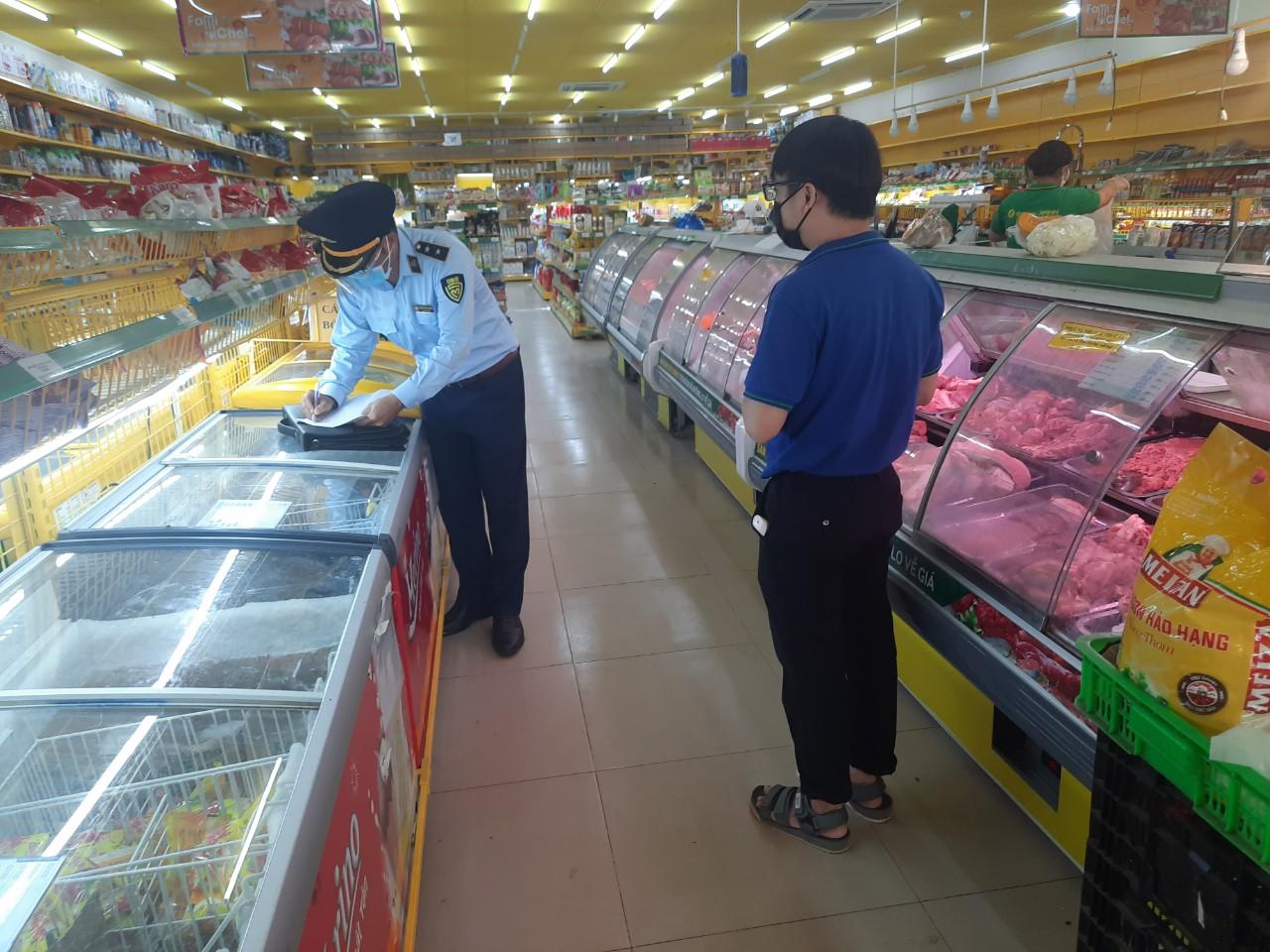 Tiền Giang: Tuyên truyền chống đầu cơ, găm hàng, tăng giá quá mức đối với 12 cơ sở kinh doanh thực phẩm trong ngày 26/7/2021